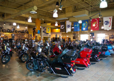 Barb's Harley-Davidson Motorcycle Dealership