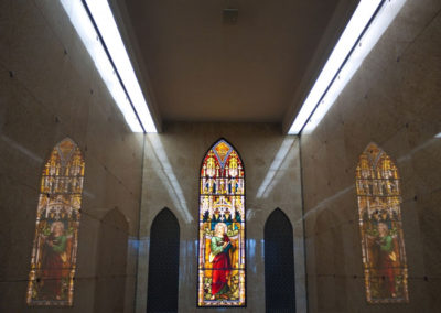 Holy Name Chapel Mausoleum