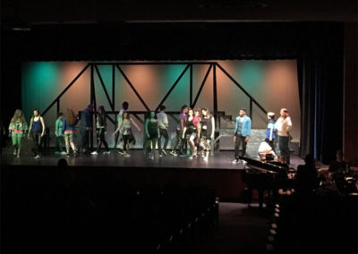MSHS – Footloose