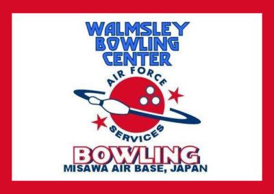 Walmsley Bowling Center, Hirahata Misawa-shi, Aomori-ken, Japan