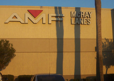 AMF McRay Plaza Lanes