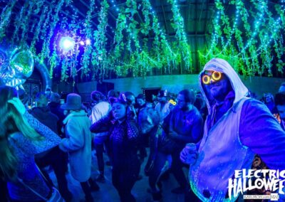 Electric Halloween Camping & Music Festival