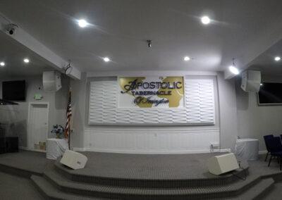 The Apostolic Church – Irvington, NJ